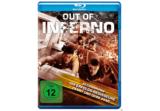 Out Of Inferno - (Blu-ray)