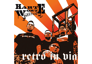 Harte Worte - Retro In Via - (CD)
