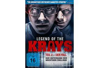 Legend of the Krays - Teil 2: Der Fall - (DVD)