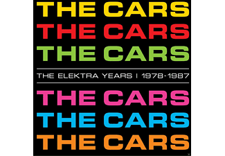 The Cars - The Elektra Years 1978-1987 - (Vinyl)