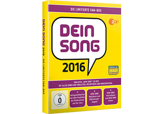 VARIOUS - Dein Song 2016 - (CD + DVD)