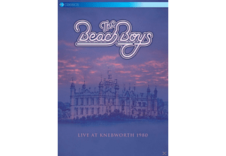 The Beach Boys - LIVE AT KNEBWORTH 1980 [DVD]