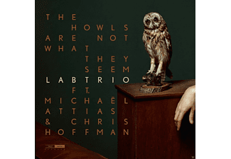 Lab Trio, Michael Attias, Chris Hoffman - The Howls Are Not What They Seem - (CD)