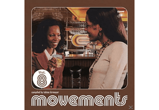 Various - Movements Vol.8 (2lp+Mp3) - (Vinyl)