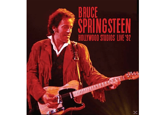 Bruce Springsteen - Hollywood Studios Live 92 - (CD)