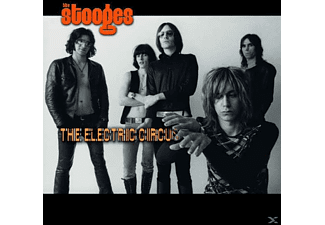 The Stooges - The Electric Circus - (Vinyl)