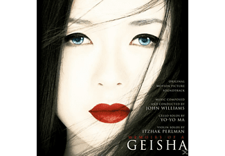 Yo-Yo Ma, Itzhak Perlman - Memoirs Of A Geisha (John Williams) - (Vinyl)