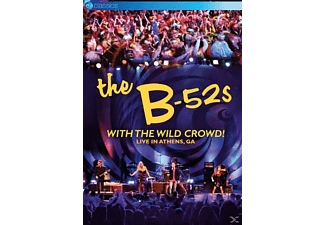 The B-52's - With The Wild Crowd!-Live In Athens - (DVD)