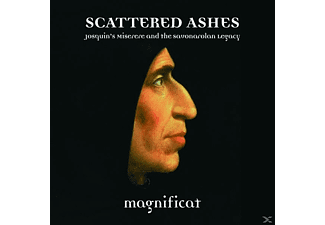 Magnificat - Scattered Ashes - (CD)