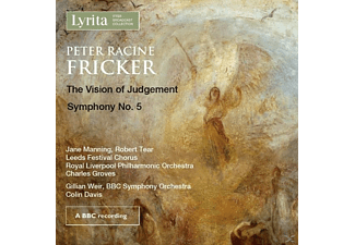 Jane Manning, Charles Groves, Colin Davies, Liverpool Philharmonic Orchestra, BBC Symphony Orchestra - The Vision Of Judgment/Sinfonie 5 - (CD)