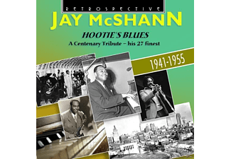 Jay McShann - Hootie's Blues - (CD)