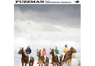 Fuzzmann - Fuzzman Feat. The Singin Rebels (+Download) - (LP + Download)