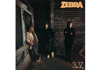 Zebra - 3.V (Lim.Collectors Edition) - (CD)
