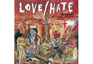Love/Hate - Blackout In The Red Room (Lim.Collectors Edition) [CD]