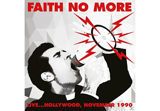 Faith No More - Live?hollywood, November 1990 - (CD)