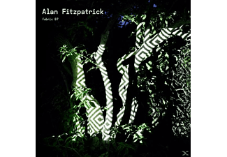 Alan Fitzpatrick - Fabric 87 - (CD)