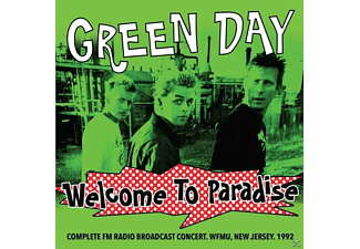 Green Day - Welcome To Paradise-Complete Fm Radio Broadcast - (CD)