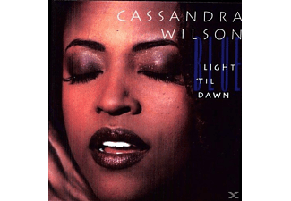 Cassandra Wilson - Blue Light Til Dawn - (Vinyl)