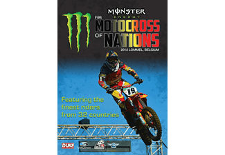 Motorcross Of The Nation Review 2012 - (DVD)