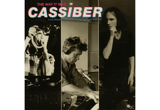 Cassiber - The Way It Was (Live Recordings & Studio Sketches) [CD]