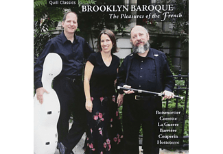 Brooklyn Baroque - The Pleasures Of The French [CD]