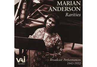 Marion Anderson - Rarities Broadcast Performances 1943-52 [CD]