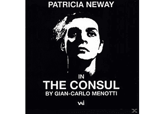 Evelyn Sachs, Patricia Neway - The Consul By Gian-Carlo Menotti - (CD)