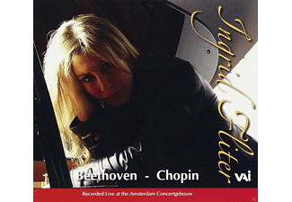 Ingrid Fliter - Beethoven-Chopin [CD]