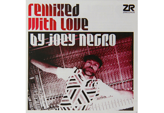 VARIOUS - Remixed With Love By Joey Negr - (CD)