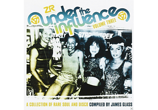 VARIOUS - Under The Influence Vol.3 Compiled [CD]