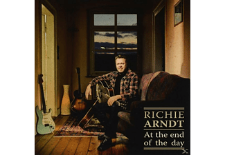 Richie Arndt - At The End Of The Day [CD]
