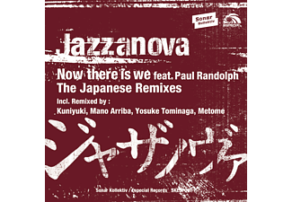 Jazzanova Feat. Paul Randolph - Now There Is We: The Japanese Remixes - (Vinyl)