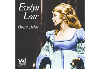 Evelyn Lear - Evelyn Lear Opera Arias - (CD)