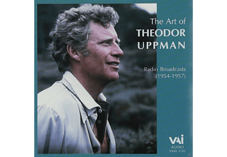 Theodor Uppman, Bell Telephone Hour Orchestra - The Art Of Theodor Uppman [CD]