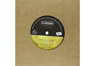 Jah & Pj Higgins Wobble - King Of Illusion / Watch How You Walk - Mash Up - (Vinyl)