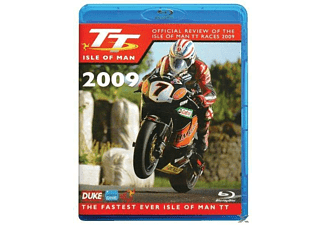 Isle Of Man Tt 2009 - (Blu-ray)