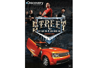Street Customs - Ryans Traum vom perfekten Auto - 1.Staffel - (DVD)