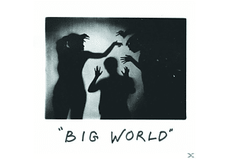 Happy Diving - Big World - (Vinyl)