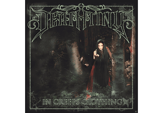 Deathtiny - In Creeps Clothing - (CD)