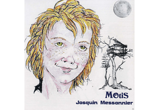 Motis - Josquin Messonnier - (CD)