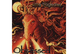 Little Tragedies - Obsessed - (CD)