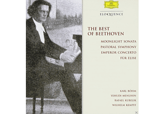 Menuhin, Oistrach, Böhm, Bso, Wp - Best Of Beethoven - (CD)