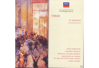 Various - La Traviata (Highlights) - (CD)