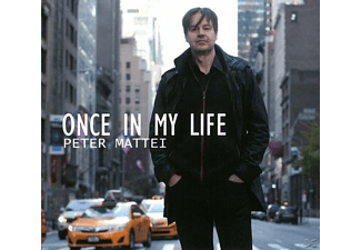 Norrkoping Symphony Orchestra, Peter Mattei - Once in my Life - (CD)