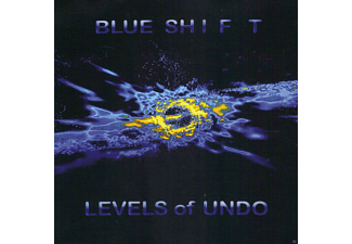 Blue Shift - Levels Of Undo - (CD)