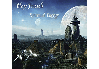 Eloy Fritsch - Spiritual Energy - (CD)