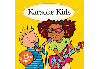 Various - Karoke Kids - (CD)