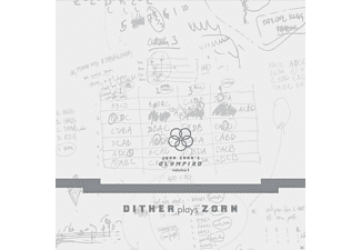 Dither - John Zorn's Olympiad-Vol.1 Dither Plays Zorn [CD]