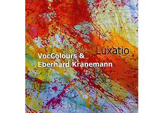 Eberhard Kranemann, Voccolours - Luxatio - (CD)