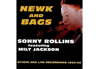 Sonny Feat. Jackson, Milt Rollins - Newk And Bags: Studio And Live Recordings 1953-65 - (CD)